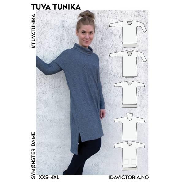 Bilde av Tuva Tunika (XXS-4XL)