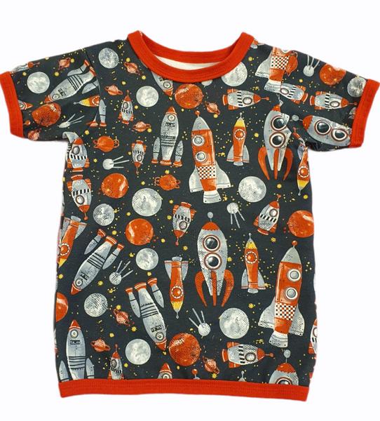 Bilde av T-Skjorte - ROMSKIP