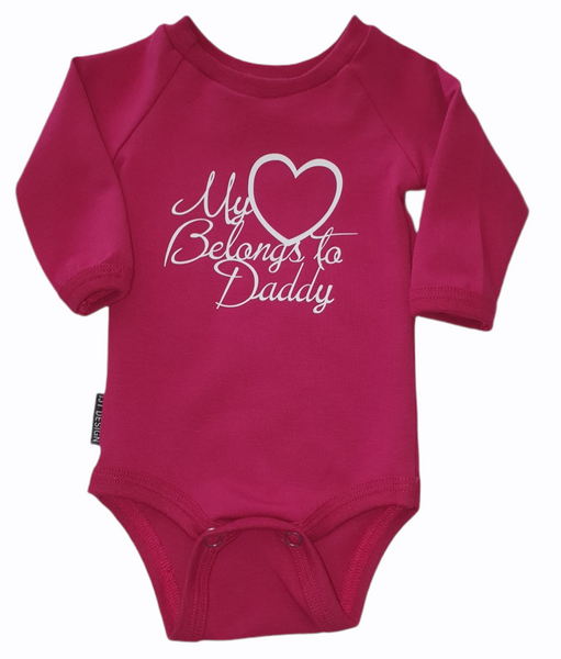 Bilde av Body - My heart belongs to daddy